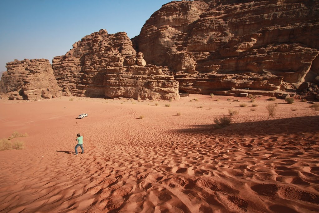 Wadi Rum – The High Valley - Affair with World